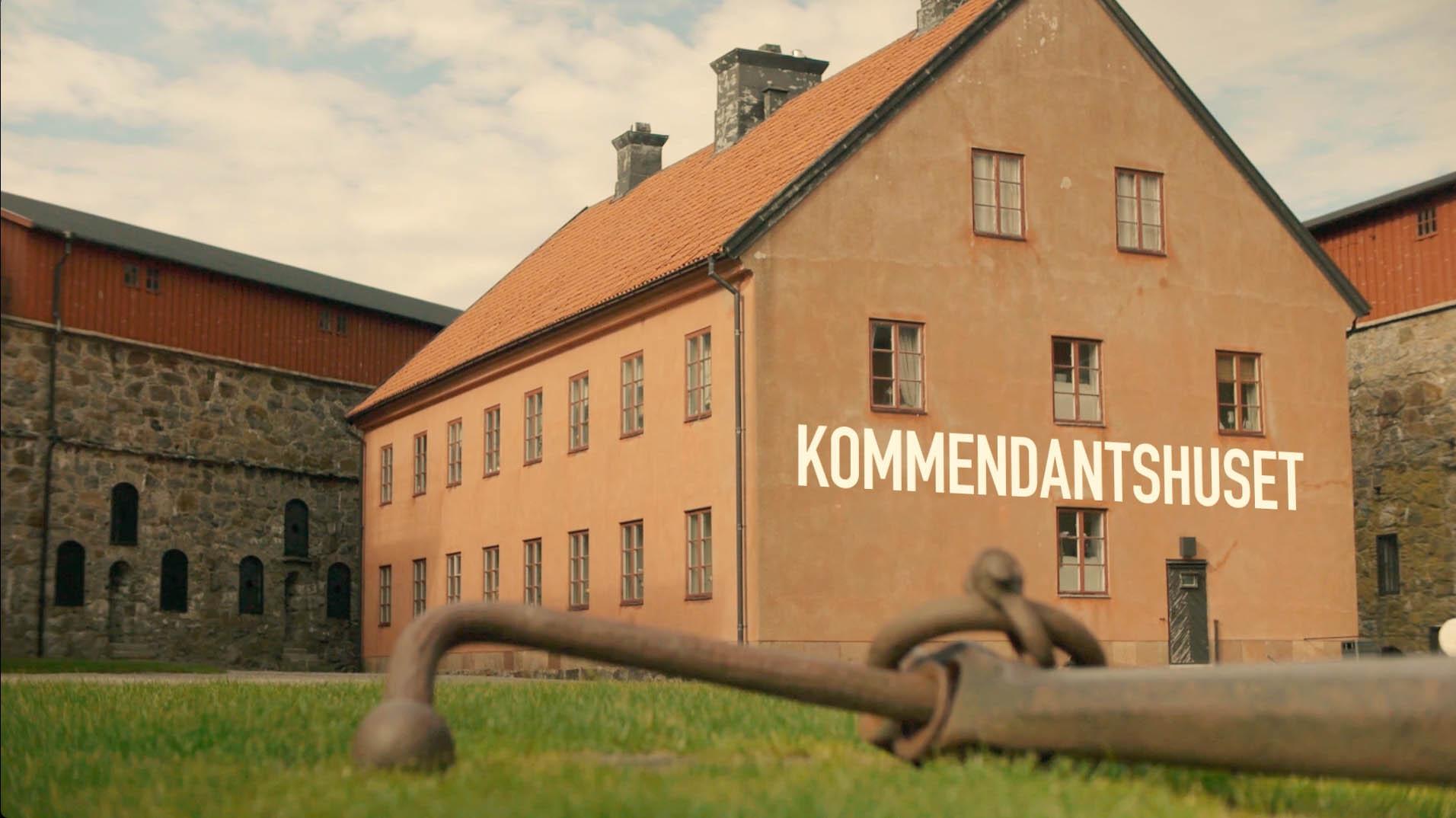 Kommendantshuset Carlstens Fästning
