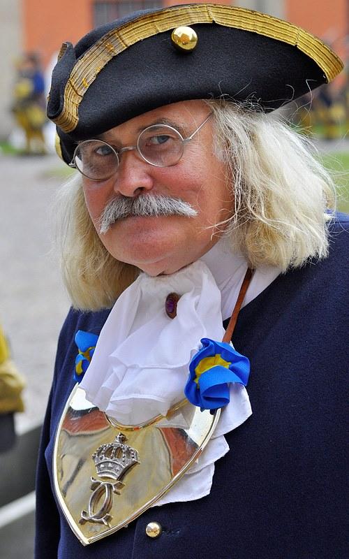 Kommendant Eiwe Svanberg